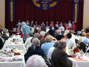Lions Club Thanksgiving Dinner