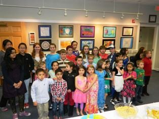 K-6 Art Exhibit