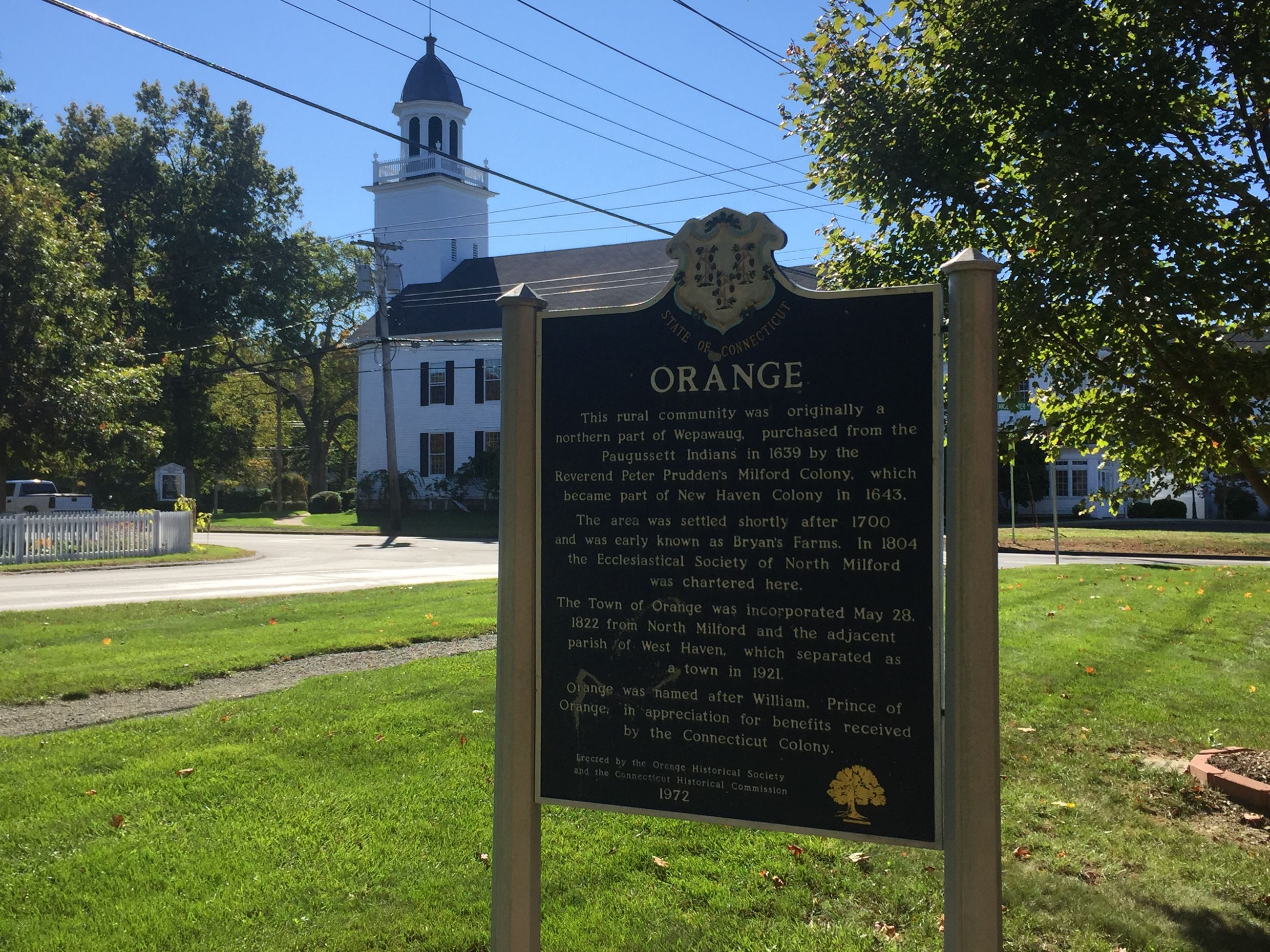 Orange, CT | Official Website